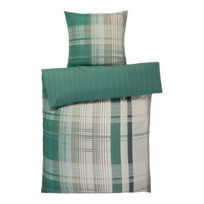 Polycotton-Bettwäsche mit Baumwolle