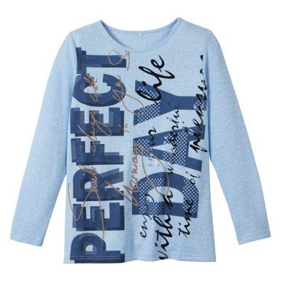 Damen-Pullover mit Frontprint