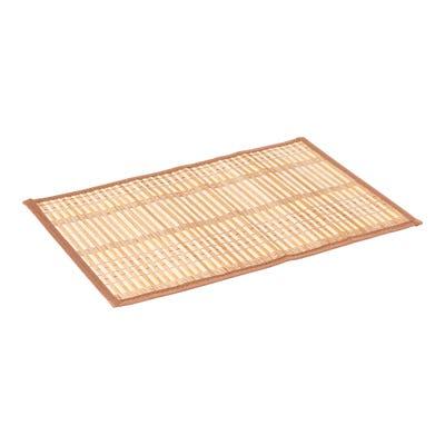 Platz-Set aus Bambus