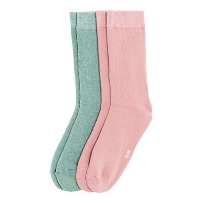 Damen-Thermo-Socken, 2er-Pack