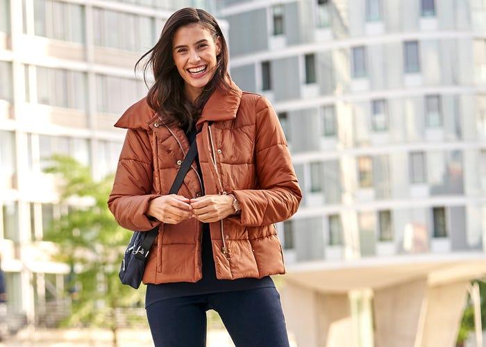 Jacken-Trends zum Verlieben