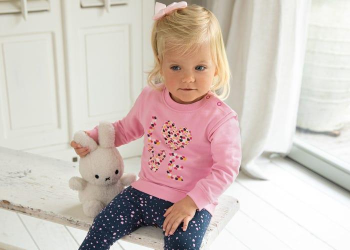 Zuckersüße Kleidung für Mädchen